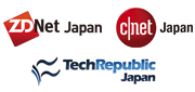 ZDNet Japan・CNET Japan TechRepublic Japan 特別指定代理店